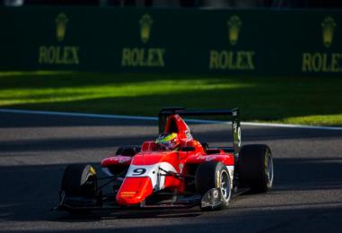 GP3   GP Malesia, Dennis vince gara 2 su Fukuzumi e Aitken
