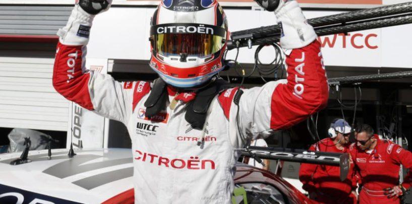 WTCC | Giappone: López e Citroën iridati, vincono Michelisz e Muller