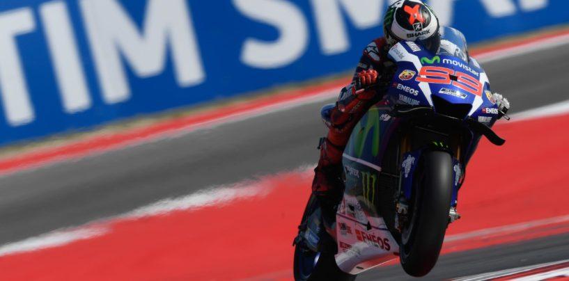 MotoGP | San Marino: Lorenzo torna in pole davanti a Rossi, Márquez quarto