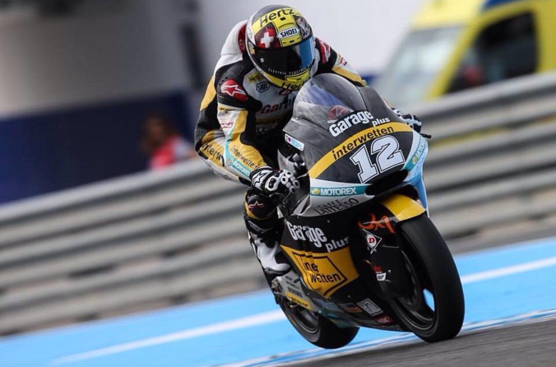 Moto2 | GP di Gran Bretagna, Luthi vince su Morbidelli e Nakagami