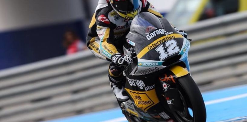 Moto2   GP Giappone, Luthi vince su Zarco e Morbidelli