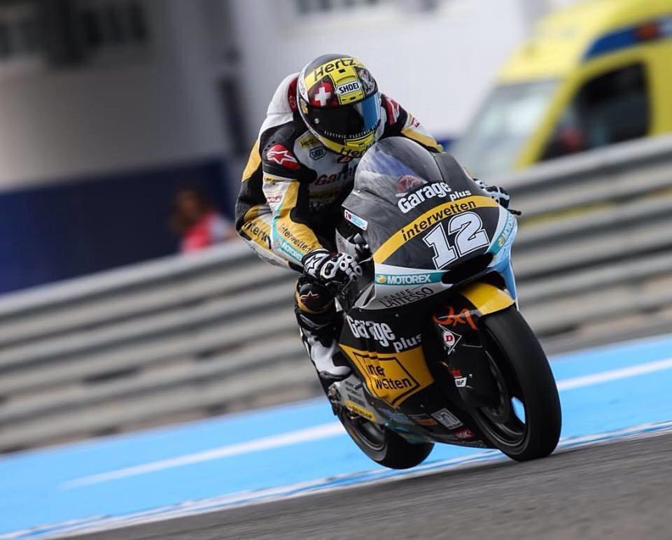 Moto2 | GP Francia: Luthi in pole, Bagnaia e Morbidelli in prima fila