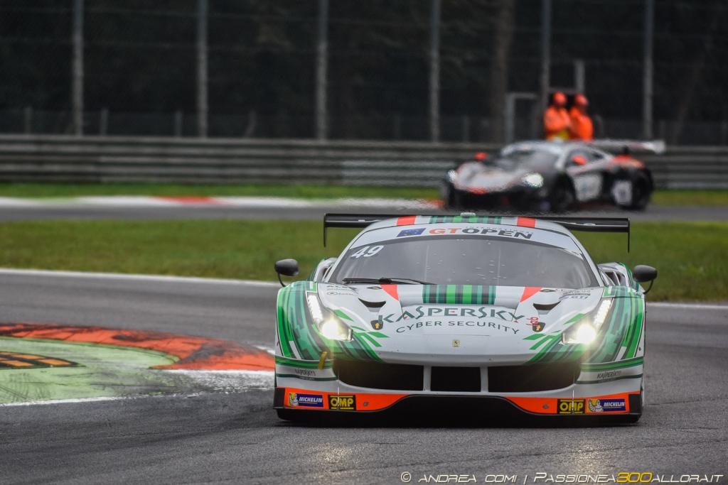 Gallery | GT OPEN - Formula V8 3.5 - Monza 2016
