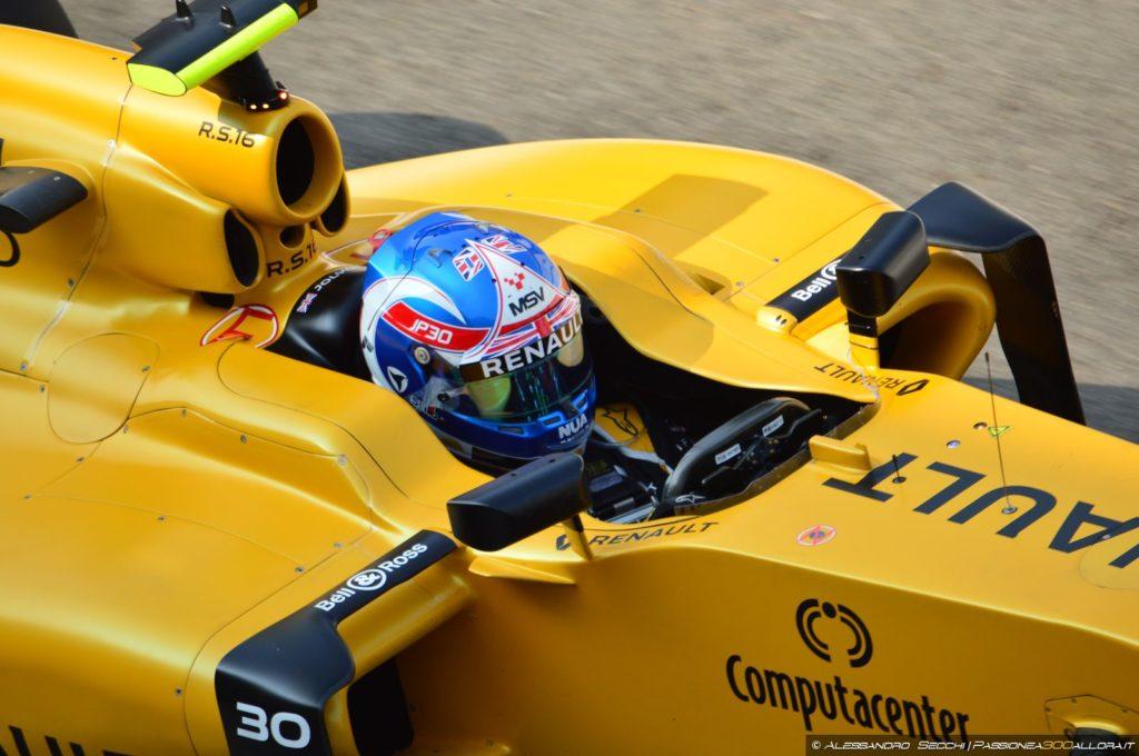 F1 | Jolyon Palmer confermato in Renault per il 2017