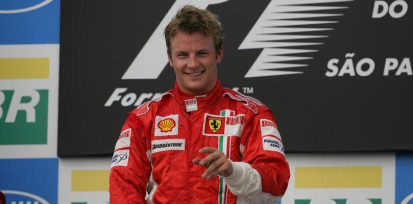 """<span class=""""entry-title-primary"""">21 ottobre 2007: la prima di Kimi, l'ultima della Ferrari</span> <span class=""""entry-subtitle"""">Sono passati nove anni dall'ultimo titolo piloti di Maranello</span>"""