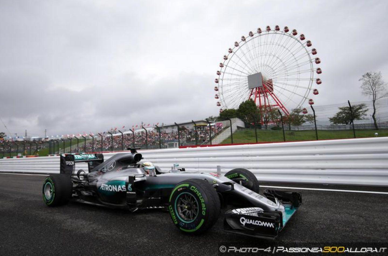 F1 | GP del Giappone 2016: la griglia di partenza