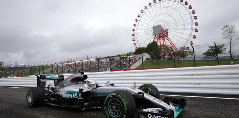 F1 | GP Giappone 2016, gli ascolti TV