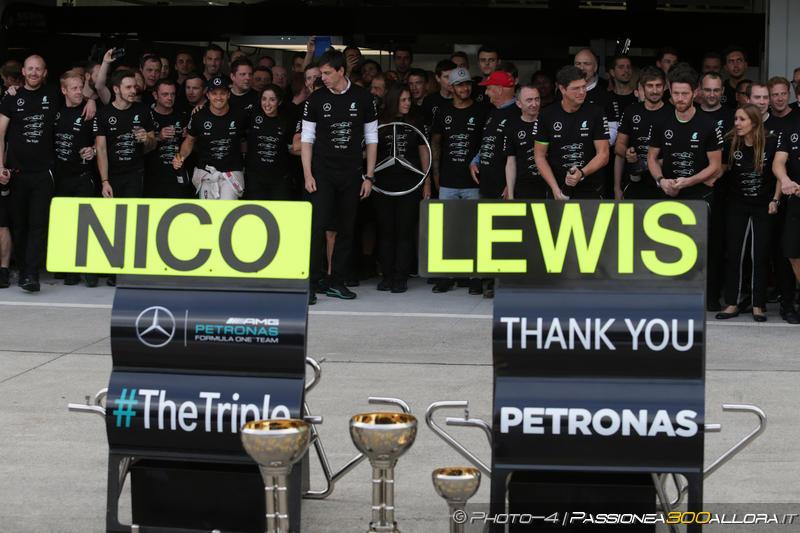 F1 | Mercedes über alles: dall'oblio al dominio