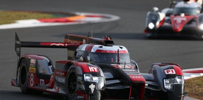 WEC | Fuji: Audi in pole, doppietta Ford tra le GT