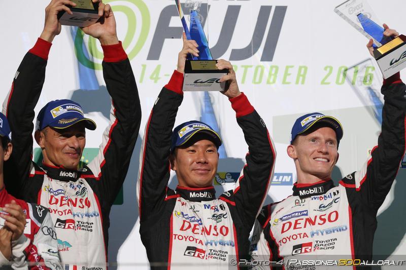 WEC | Fuji: Toyota rischia e vince, 1-2 Ford tra le GT