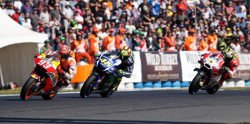 """<span class=""""entry-title-primary"""">Motomondiale   GP Australia - Anteprima</span> <span class=""""entry-subtitle"""">Assegnati i titoli di MotoGP e Moto3, situazione ancora incerta in Moto2 tra Zarco e Rins</span>"""