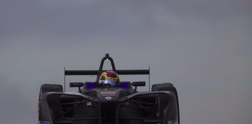 Formula E | Hong Kong: Buemi bravo e fortunato, sua la prima