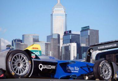 Formula E   Hong Kong ePrix - Anteprima