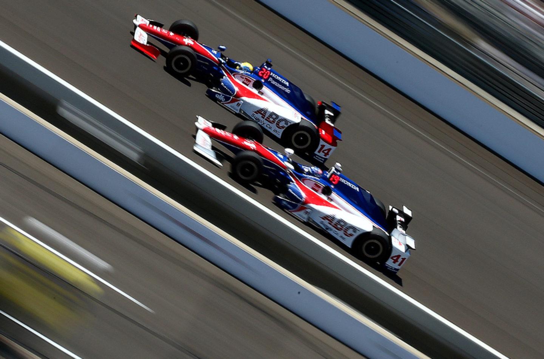 Indycar   Foyt annuncia Muñoz e Daly come piloti per il 2017