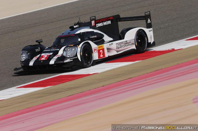 WEC   Jani comanda nei test in Bahrain, Lynn velocissimo tra le GT