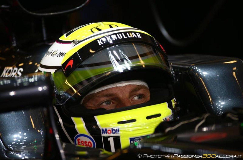 F1 | McLaren: Button al posto di Alonso a Montecarlo