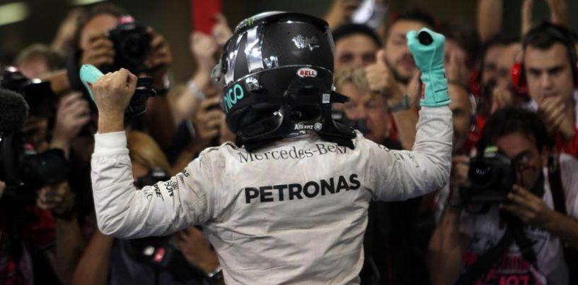 """<span class=""""entry-title-primary"""">Il coraggio di dire basta da campioni</span> <span class=""""entry-subtitle"""">Rosberg, un ritiro inaspettato ma da grande uomo</span>"""