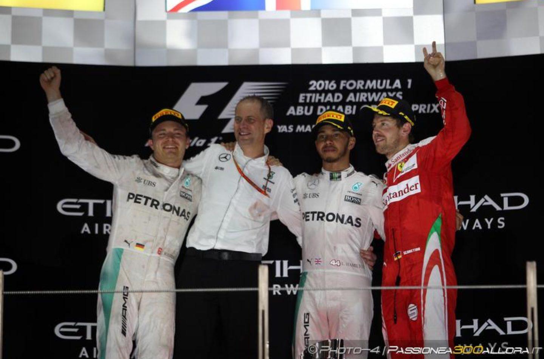 F1 | GP Abu Dhabi, gara: le dichiarazioni dei piloti