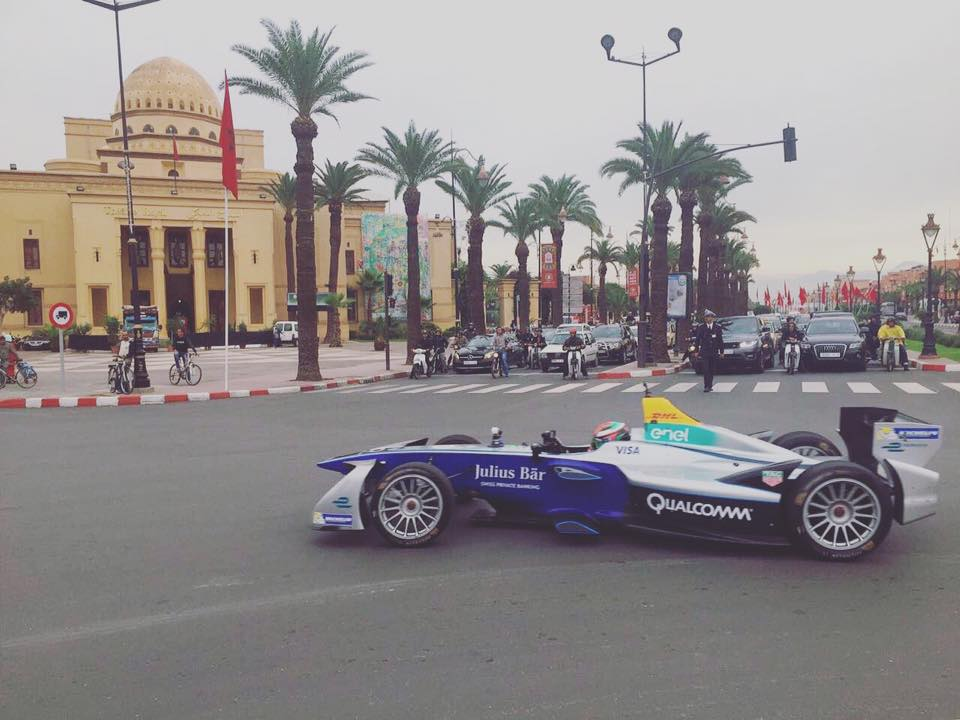 Formula E | Marrakech ePrix - Anteprima