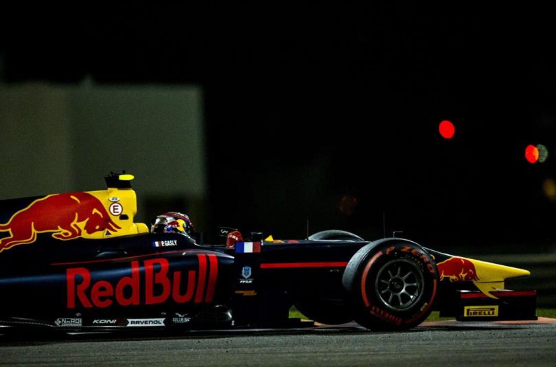 GP2   Abu Dhabi: Gasly irraggiungibile, Giovinazzi fatica