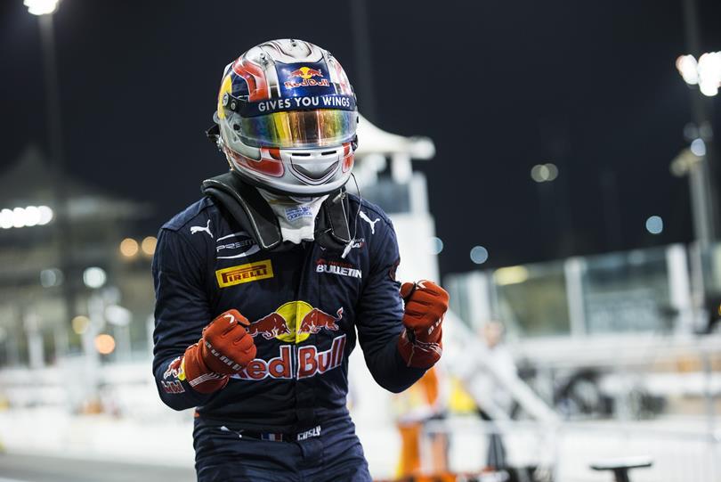 GP2 | Abu Dhabi: Lynn chiude in bellezza, Gasly è campione