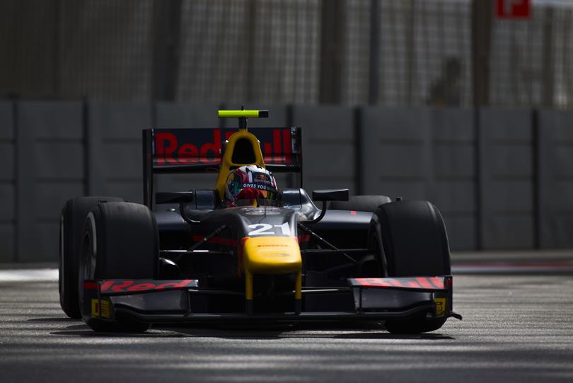 GP2 | Abu Dhabi: un Gasly da record accorcia le distanze