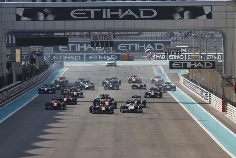GP2 | GP Abu Dhabi - Anteprima