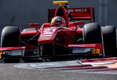 GP2 | Marciello primeggia nei test di Abu Dhabi