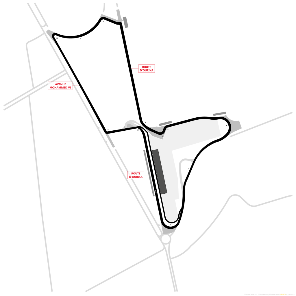 Formula E   Marrakech ePrix 2018 - Anteprima 1