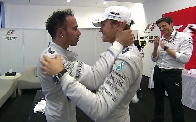 C'erano una volta Lewis e Nico