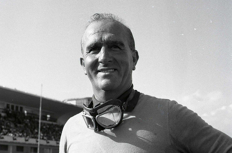 Campioni per sempre   Nino Farina, il primo dei contemporanei