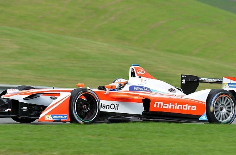 Formula E   Marrakech: Vergne si spegne, Rosenqvist in pole