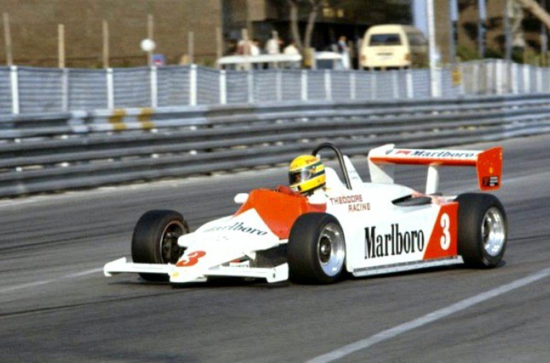 "Macao 1983: il ""quasi"" hat trick di Senna"