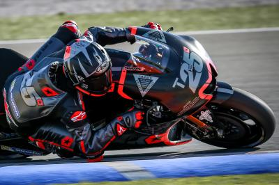 MotoGP   Viñales subito al comando con la Yamaha a Valencia