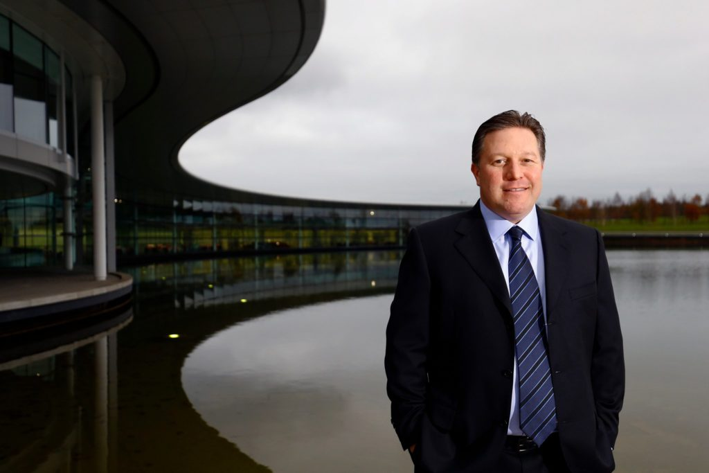 F1 | Zak Brown nuovo direttore esecutivo Mclaren