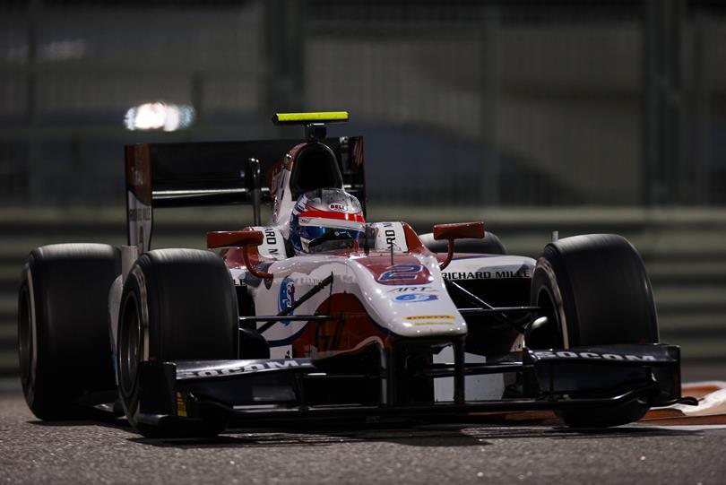 GP2 | Albon sorprende nella seconda giornata di test