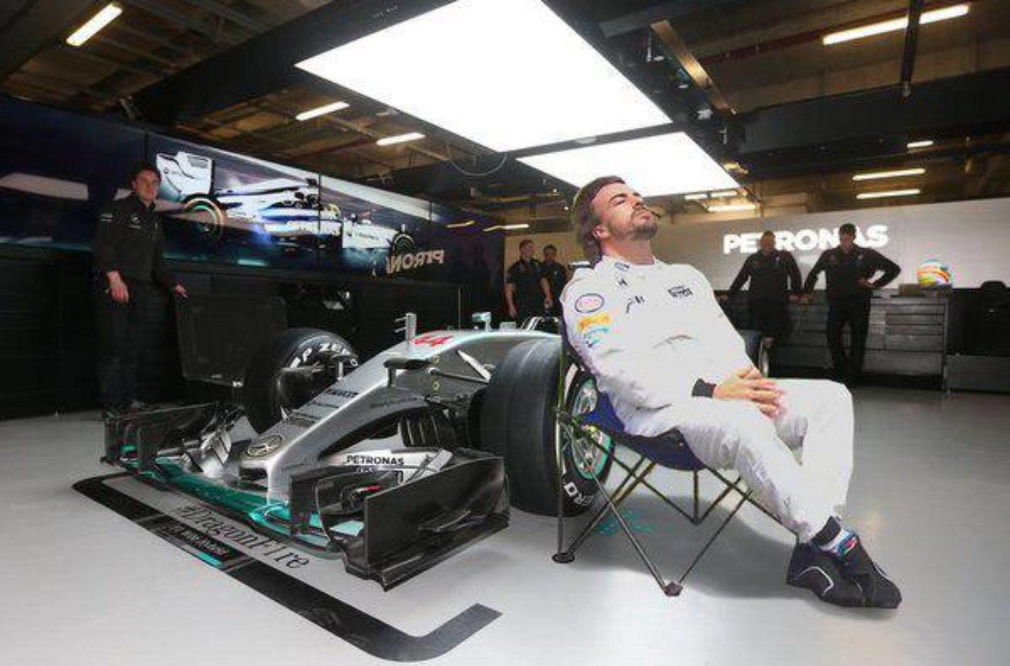 """Fernando - Mercedes: e se """"a volte ritornano"""" non fosse solo un detto?"""