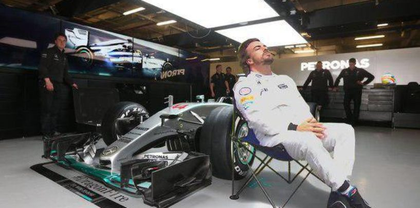 """<span class=""""entry-title-primary"""">Fernando - Mercedes: e se """"a volte ritornano"""" non fosse solo un detto?</span> <span class=""""entry-subtitle"""">La prospettiva, prima spifferata, prende forma: rivedremo, 10 anni dopo, la coppia Alonso - Hamilton nel team campione in carica?</span>"""