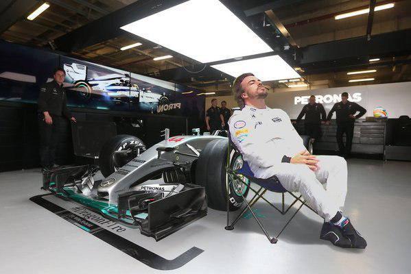 Fernando - Mercedes: e se
