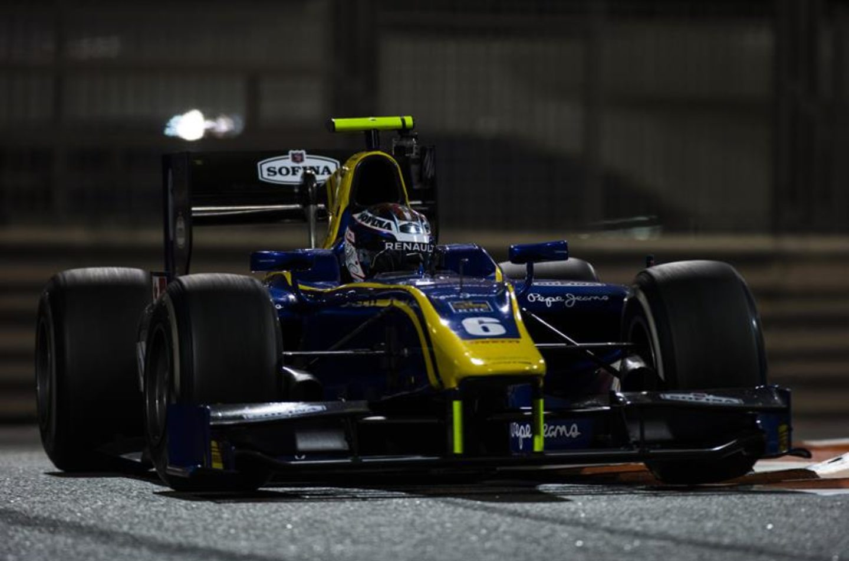 GP2 | Nicholas Latifi chiude i test di Abu Dhabi al comando