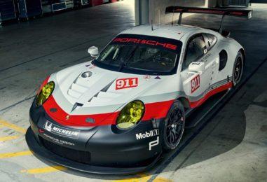 WEC | I piloti Porsche per la stagione 2017