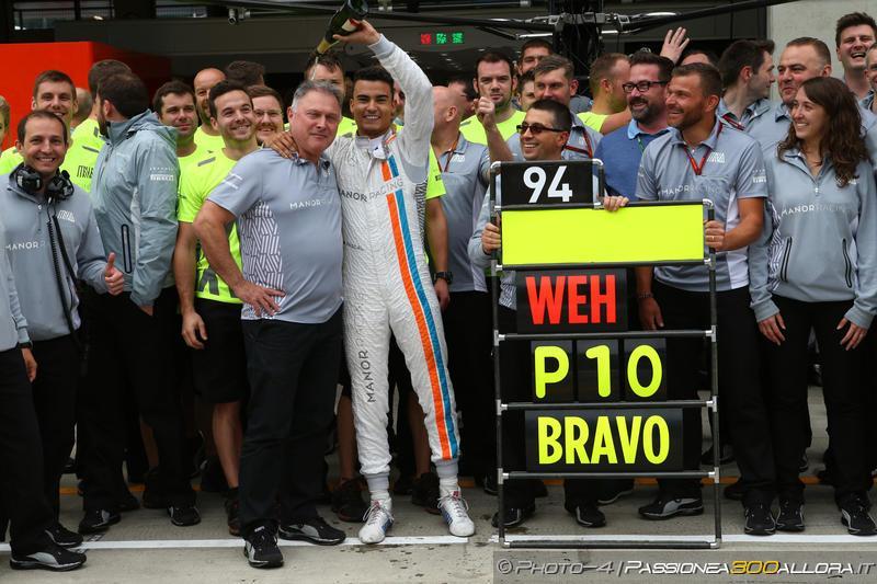 F1 | Manor non parteciperà al campionato 2017
