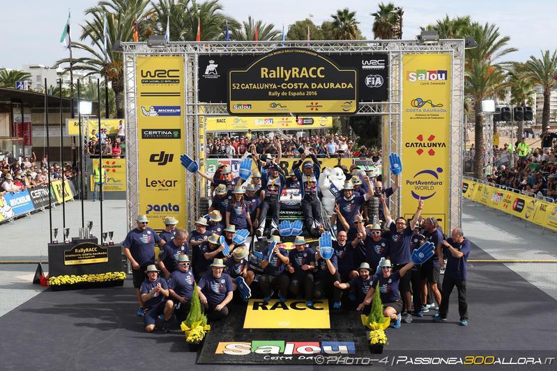 WRC   Tutto è pronto per la stagione 2017