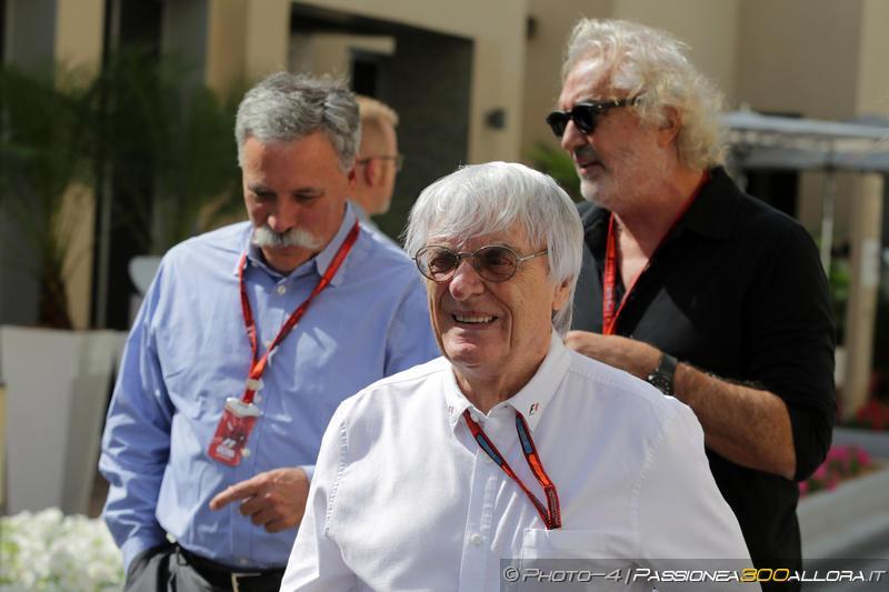 F1 | Bernie Ecclestone si dimette da CEO della Formula 1