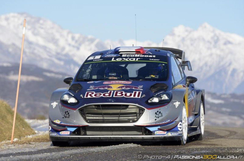 WRC | Montecarlo: Neuville amministra il vantaggio, Ogier in recupero