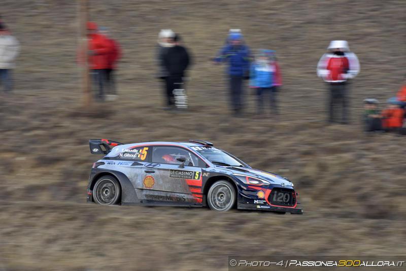 WRC | Montecarlo: Neuville è il primo leader, Ogier si difende