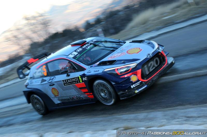 WRC | Montecarlo: Ogier sbaglia, Neuville scappa