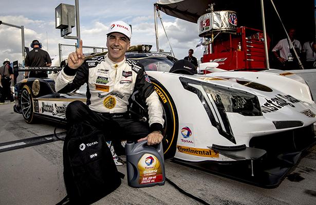 24h di Daytona: Barbosa in pole con la Cadillac, l'Italia domina tra le GTD