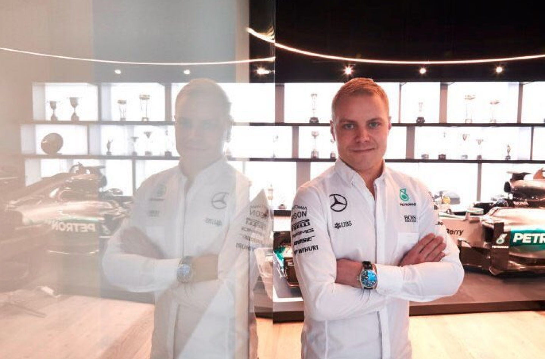 F1   Ufficiale: Bottas nuovo pilota Mercedes