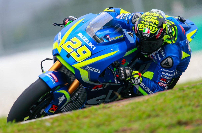 MotoGP | Iannone e Suzuki leader a Sepang, Lorenzo cresce